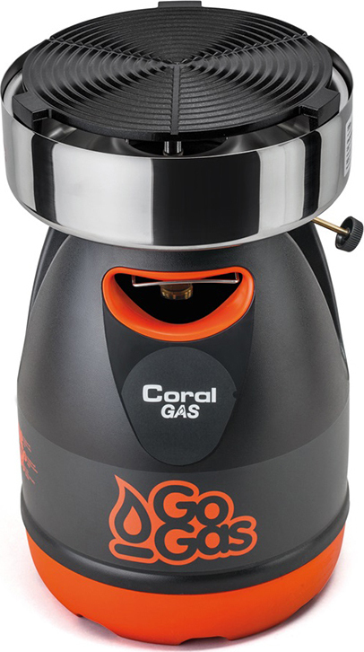 Save Energy Coral Gas Smart Grill